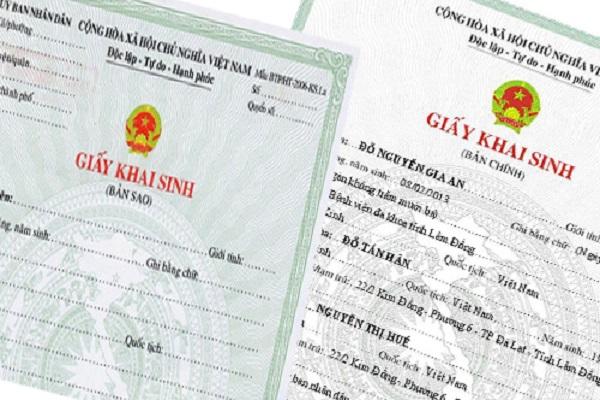 Thủ Tục đăng Ký Khai Sinh Cho Con Theo Quy định Pháp Luật Tại Thái Nguyên